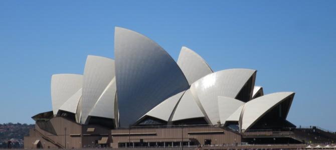 Von einem anderen Kontinent: ein paar Tage Sydney