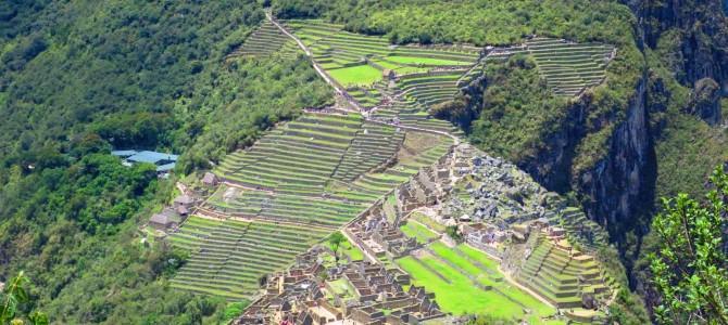 Die Eroberung Machu Picchus
